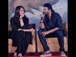 Anushka Shetty Will Meet Prabhas Today Set Go Bold Saaho