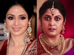 Sridevi Breaks Silence On Rejecting Shivagami S Role Ss Rajamouli S Baahubali