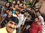 Ravi Teja Selfie Pic Goes Viral After Bharat Death