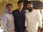 Ram Charan Koratala Siva Team Up