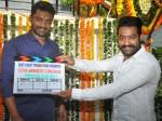 Kalyan Ram Aishwarya Lakshmi Jayendra New Film Launch