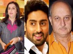 Bollywood Actors Got Stuck Mumbai Rains Shared Videos