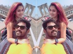 Nayanatara Enjoying With Boy Friend Vignesh Shivan