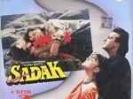 Pooja Bhatt Mahesh Bhatt Start Scripting Sadak