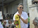 Rakul Preet Singh Celebrates Birthday With Orphan Children