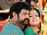 Balakrishna Romance With Nayanatara Regina
