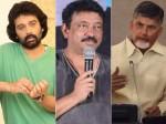 Jd Chekravarthi Is Not Playing Chandrababu Naidu