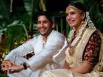 Wedding Receptions Naga Chaitanya Samantha