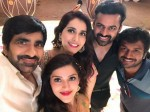 Sai Dharam Tej Special Appearance Raja The Great Movie Is Rumour