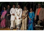 Chay Sam Wedding Samantha Family Pic Released