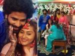 Namitha Veerendra Chowdary Wedding Celebrations In Tirupathi