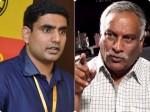 Tammareddy Bharadwaj About Ap Minister Lokesh