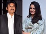 Rakul Preeth Singh Wants Fans Ask Pawan Kalyan About Acting With Her