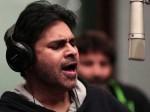 Pawan Kalyan Sings Kodaka Song Pspk