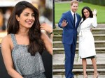 Priyanka Chopra Comments On Meghan Markle Prince Harry Engagement