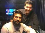 Mega Beards Ram Charan Varun Tej Same Style