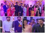 Naga Chaitanya Samantha Wedding Reception At N Convention