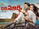 C O Surya Movie Review Routine Crime Thriller