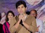 Allu Shirish At Okka Kshanam Teaser Launch