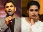 Allu Arjun Warning Hari Teja At Okka Kshanam Movie Pre Release