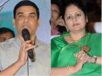 Jayasudha Dil Raju Get Emotional At Svc Success Celebrations