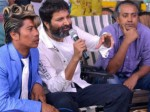 Peter Hein Calls Trivikram As Daddy