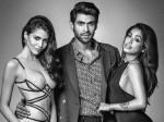 Rana Daggubati Hot On Maxim Cover Page