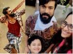 Anasuya Selfie With Ramcharan On Rangasthalam Sets