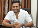 Sai Dharam Tej About Ram Charan Jr Ntr Movie
