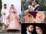 Shah Rukh Amitabh Tweets On Anushka Sharma Virat Kohli Wedding