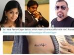 Ashu Reddy Given Shock Kathi Mahesh
