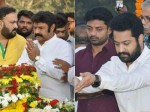 Ntr S Death Anniversary Ntr S Family Members Visit Ntr Gha