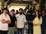 Ram Charan Begins Shoot Upcoming Film With Boyapati Srinu