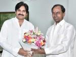 Pawan Kalyan Meet With Kcr On Ny Eve