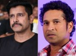Chiyaan Vikram Felt Disappointed When Sachin Tendulkar Didn Recognise Him