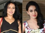 Suchitra Krishnamoorthi Criticises Swara Bhaskar Her Opinion On Padmaavat