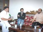 Agnyathavaasi Producers Arranged Special Show Kcr