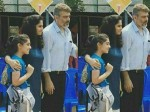 Thala Ajith Playing With His Daughter On School Function Video