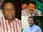 Mohan Babu Balakrishna Others Condole Gundu Hanumantha Rao Demise