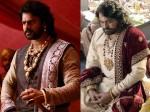 Chiranjeevi S Sye Raa Narasimha Reddy Look Inspired Amarendra Baahubali