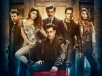 Race 3 New Poster Salman Khan His Family Kick Start The Race With A Warning