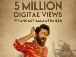 Million Views Rangasthalam Trailer