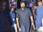 Andhra University Students Protest Against Chiranjeevi