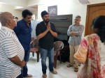 Chiranjeevi Condolence Rao Ramesh Family On His Mother Death