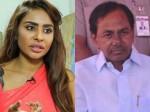 Sri Reddy Sensational Fb Post Requesting Cm Kcr