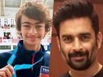 Actor Madhavan S Son Vedaant Wins First Medal India