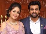 Actors Meghana Raj Chiranjeevi Sarja Tie The Knot