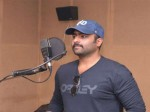 Nara Rohith Starts Dubbing Aatagallu