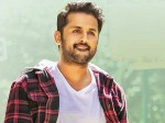 Nithin Gets Rare Experience At Simhachalam Temple