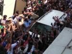 Pawan Kalyan Leaves Film Chamber